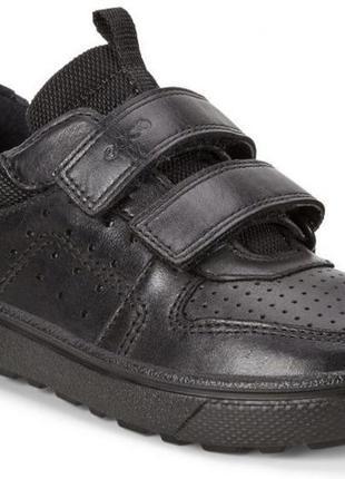 Кожаные кроссовки ecco glyder