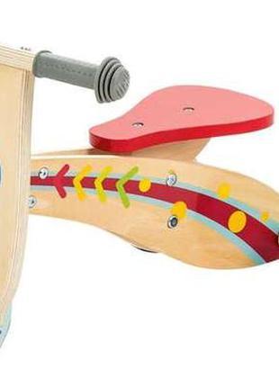 Деревянный беговел-ходунки playtive для малышей! германия размер: 51 х 37,5 х 34 см вес 3 кг