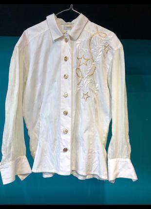 Блузка рубашка escada винтаж