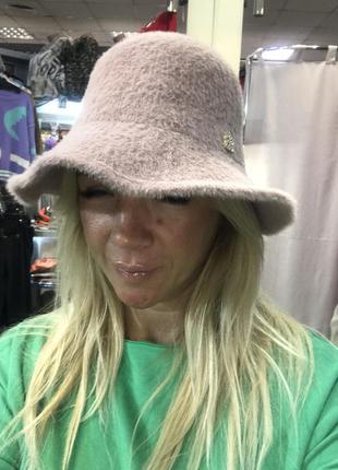 Шляпка альпака