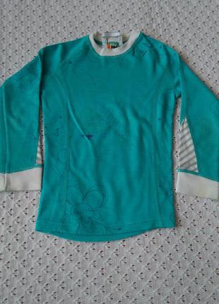 Термореглан helly hansen з мериносової шерсті термо футболка термобілизна термобелье шерсть мериноса