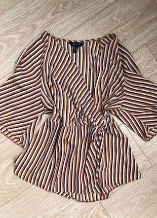 Блуза , оригинальный крой