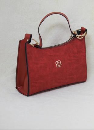 Маленькие сумочки с коротким и длинным ремешком