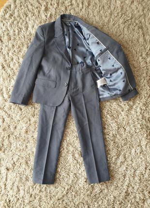 Стильний дитячий костюм lupilu 116ріст