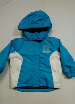 Ветронепродуваемая куртка