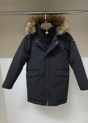Куртка-парка appaman для мальчика 10-12 лет