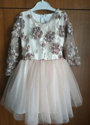 Сукня для дівчинки, платье для девочки