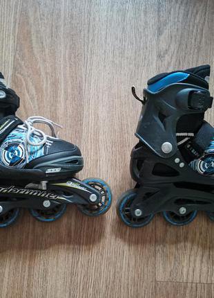 Детские ролики  роликовые коньки rollerblade