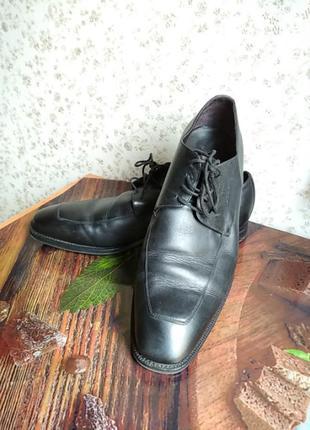 Классические туфли geox patent, 42