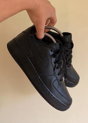 Новые nike air force 1 кроссовки женские/подростковые оригинал!
