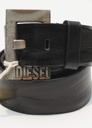 Женский кожаный ремень diesel (италия)