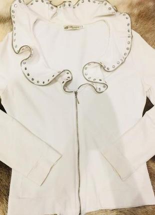 Кофта кардиган свитер блузка blumarine оригинал s