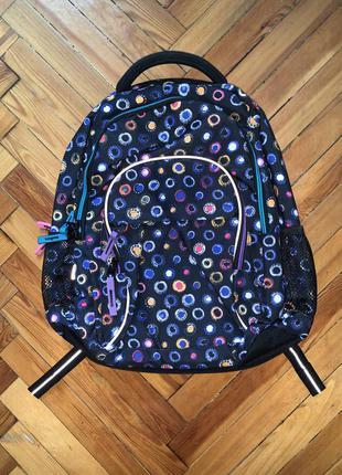 Новый чёрный рюкзак yes