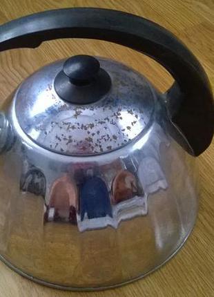 Чайник большой на 3 литра