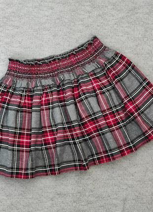 Нереально классная юбка на 6-8 лет