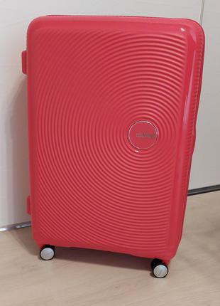 Валіза, чемодан american tourister, ручная кладь