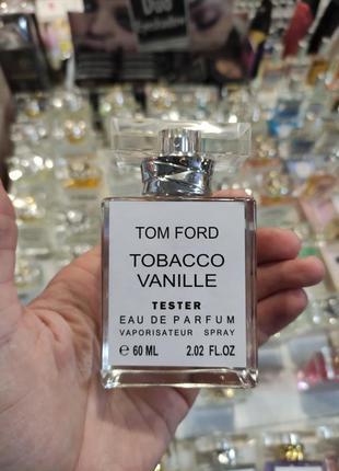 Парфюмированная вода тестер в стиле tom ford tobacco vanille