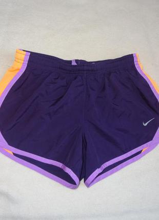 Nike running dir fit женские шорты для бега спорта