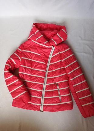Деми куртки на синтепоне