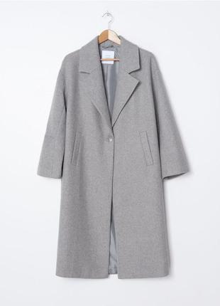 Пальто миди оверсайз от house, размер m-xxl