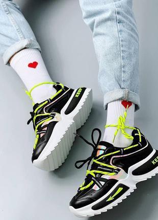 Яркие кроссовки распродажа 🔥
