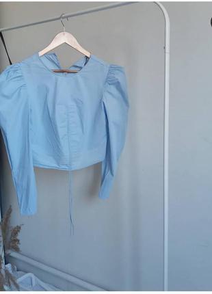 Блуза рукава
