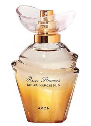 Новинка парфюмерная вода rare flowers solar narcissus