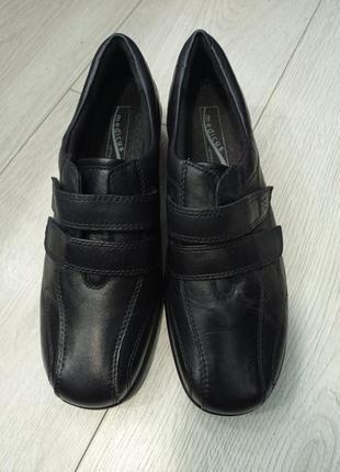 Туфли на липучках medicus 39р