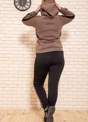 Худи костюм спортивный стильный качественный шерсть костюм осень зима xs s