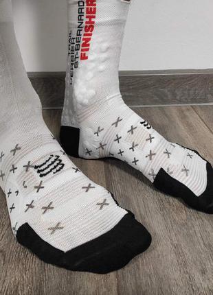 Мужские  спортивные термо носки  беговые  трейловые compression   оригинал размер 44-46