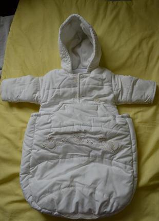 Курточка-конверт