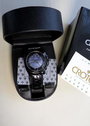 """Часы croton """"timestar"""" 12 бриллиантов ."""