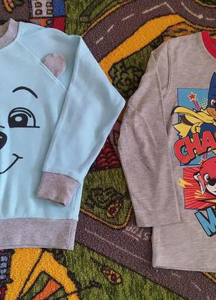 Свитшот.кофта.свитер.джемпер. 3-5 лет. (