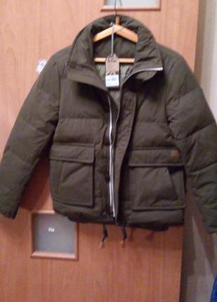 Курточка подростковая (пуховик)