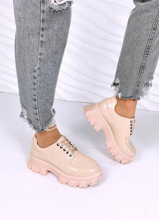 Броги, ботинки 13606
