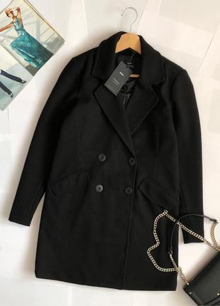 Новое базовое пальто oversize cropp