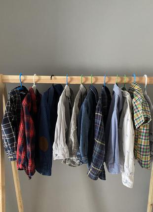 Рубашки 92 98 104