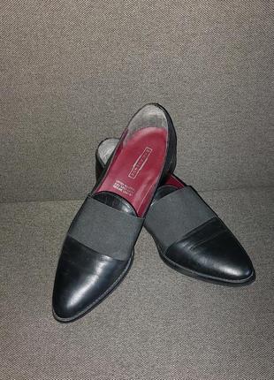 Кожаные туфли. лоферы. оксфорды. мокасины. броги
