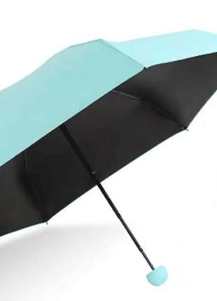 Зонт карманный в капсуле