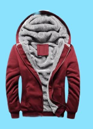 Куртка мужская тринитка на меху