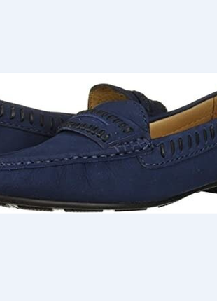 Балетки туфли лоферы мокасины driver club usa us6,5 eu37 кожа