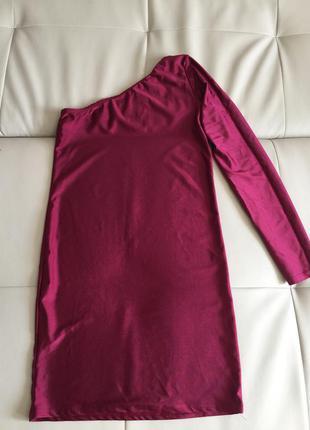 Плаття на один рукав