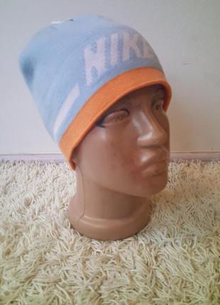 Женская шапка nike оригинал