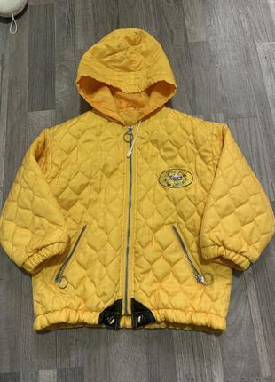 Курточка куртка дитяча осіння осінь