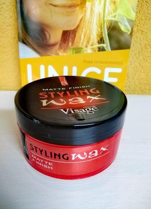 Віск для укладки волос
