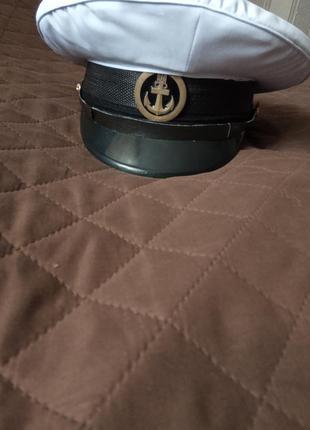 Фуражка кадетская.