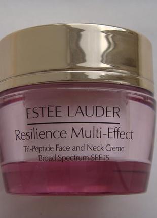 Крем дневной  estee lauder resilience multi effect  15 ml