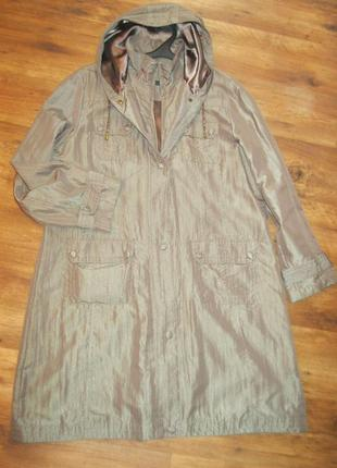 Куртка-плащ marks&spencer