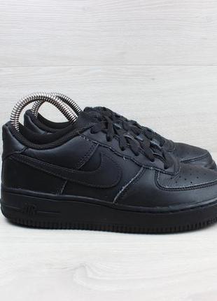 Кожаные кроссовки nike air force оригинал, размер 35.5