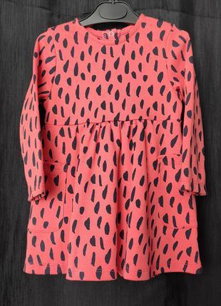 Плаття для дівчинки.бембі